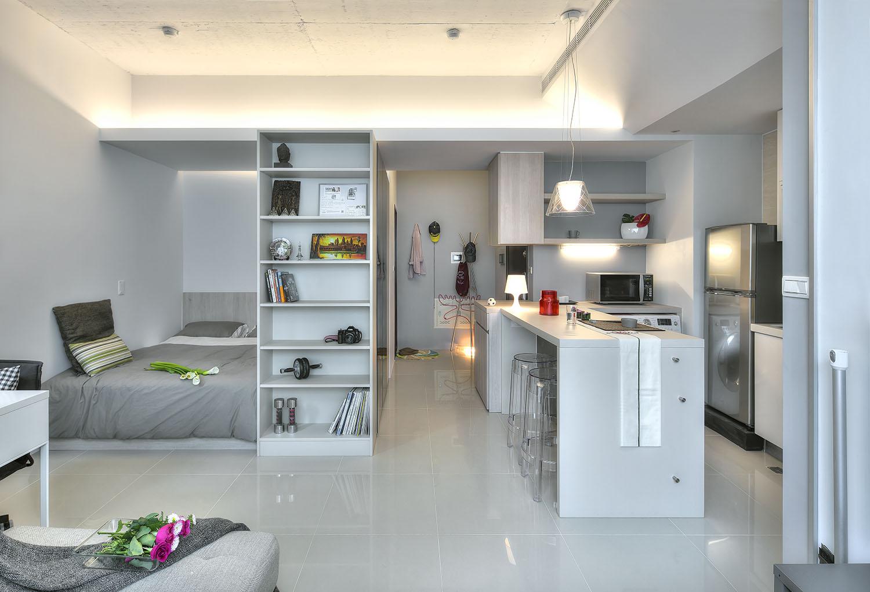 Когда речь ведется о типичной однокомнатной квартире 32 кв
