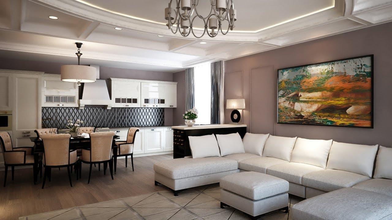 Гостиная интерьер дизайн современная