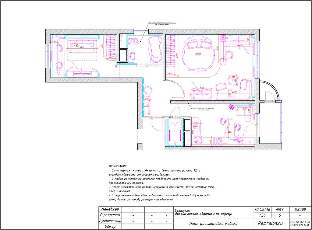 Перепланировка квартир: фотографии, варианты и дизайн