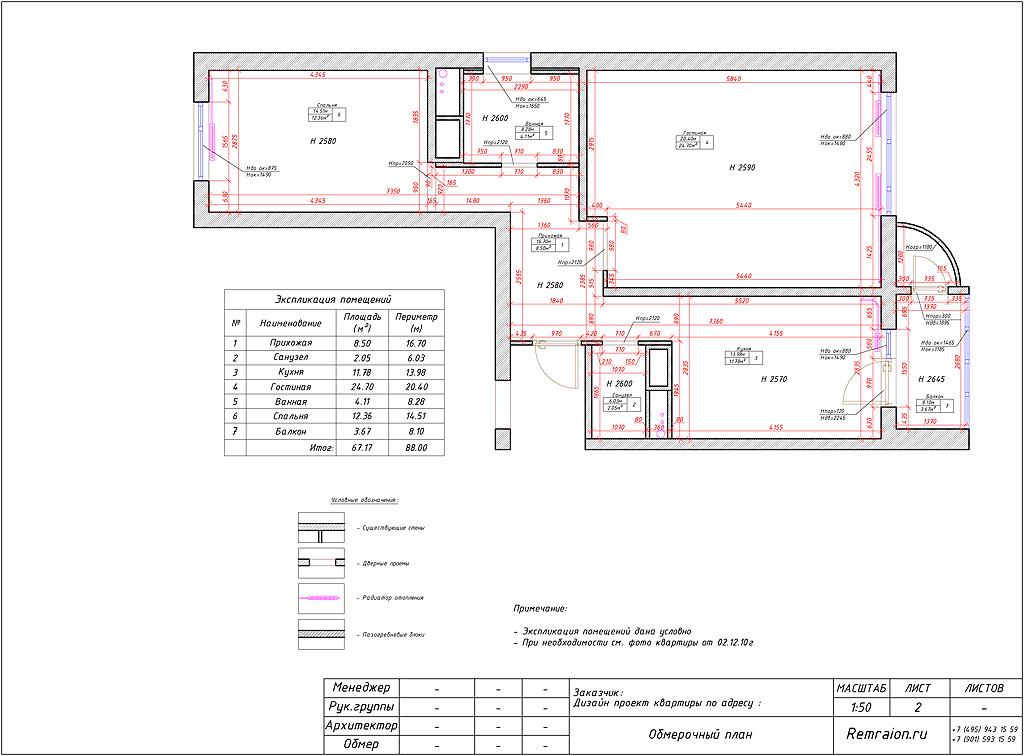 Продажа 2 х комнатной квартиры с авторским дизайном